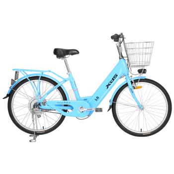 喜德盛电动自行车 锂电池电动车